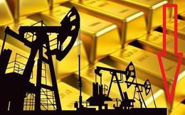 """Thị trường ngày 14/9: Dầu tiếp tục """"rớt"""" giá, vàng giảm tuần thứ 3 liên tiếp"""