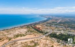 """Những dự án giao thông đang tạo """"cú hích"""" mạnh mẽ cho thị trường bất động sản ven biển Bình Thuận"""