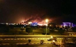 Giá dầu nhảy vọt gần 20% sau vụ tấn công mỏ dầu Saudi Arabia