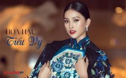 """Đăng quang Hoa hậu Việt Nam khi mới 18 tuổi, một năm sau Tiểu Vy tâm sự: """"Niềm vui không thể đếm xuể"""""""