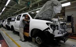 Nikkei: Cầu xe hơi Thái Lan giảm mạnh do kinh tế trì trệ, doanh số bán xe ở Việt Nam tiếp tục tăng đều