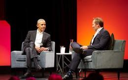 Ông Obama bóng gió khuyên người kế nhiệm Donald Trump: Đừng xem ti vi, tránh xa khỏi mạng xã hội