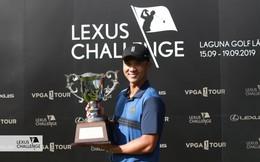 """Vòng chung kết giải golf Lexus Challenge 2019: Trần Lê Duy Nhất đăng quang đầy thuyết phục, ẵm trọn tiền thưởng """"khủng"""""""