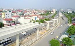 Bên trong công trường thi công ga ngầm tuyến metro Nhổn-ga Hà Nội