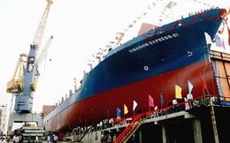 Tàu 100.000 tấn thời Vinashin không bàn giao nổi vì vấn đề định giá