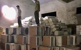 Phát hiện vụ vận chuyển hàng lậu số lượng lớn trên Quốc lộ 1A