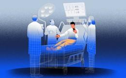 """Dịch vụ thăm khám qua ứng dụng """"nở rộ"""" ở Trung Quốc: Bác sĩ tay nghề cao tư vấn, chẩn đoán trực tiếp cho 10 bệnh nhân cùng lúc, cải thiện tình trạng chen chúc, chờ đợi ở các bệnh viện tuyến trên"""
