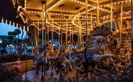 Khám phá công viên giải trí Disneyland hoang vắng nhất thế giới