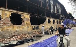 Cháy Rạng Đông: Bộ đội hóa học đã tẩy sạch 2.000m2