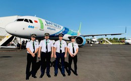 Bamboo Airways được phê chuẩn Giáo trình Huấn luyện phi công từ Cục Hàng không Việt Nam