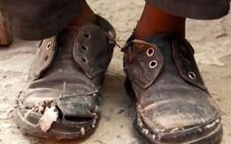 Cậu bé mồ côi vào cửa hàng xin giày miễn phí để thi chạy và câu hỏi khiến người lớn cũng phải vỡ lẽ: Tự tay tạo ra mới là giá trị đáng trân trọng nhất