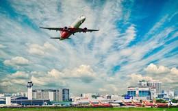 Vietjet dẫn đầu thị phần hàng không nội địa 6 tháng, tăng trưởng doanh thu quốc tế 51%
