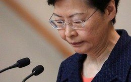 """Trưởng đặc khu Hồng Kông """"sẽ từ chức nếu có thể"""""""