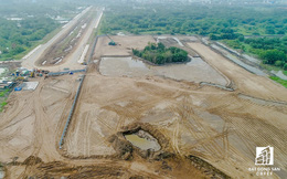 Xây đường nối vào trong dự án Sài Gòn Sport City