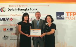 BIDV nhận giải thưởng của ADB về Giao dịch tài trợ thương mại cho SME tốt nhất