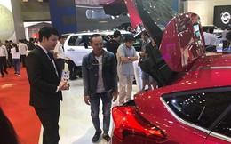 Lo xe hơi ngoại 'đè bẹp' ô tô lắp ráp tại Việt Nam