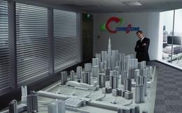 Cổ phiếu CTD vẫn miệt mài dò đáy, Coteccons công bố chốt quyền trả cổ tức bằng tiền tỷ lệ 30%