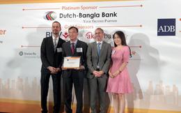 TPBank đạt giải thưởng Đối tác hàng đầu của ADB tại Việt Nam
