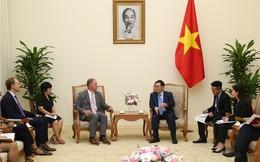 Công ty năng lượng Mỹ dự định xây nhà máy điện khí ở Việt Nam