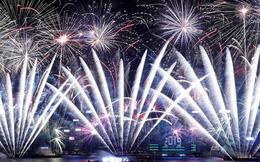 Chùm ảnh: Những khoảnh khắc ấn tượng đón năm mới 2019 khắp nơi trên thế giới
