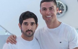 """Hai trai đẹp siêu giàu trong một bức ảnh 6 triệu lượt like: Ronaldo nhiều tiền mấy cũng chỉ là """"muỗi"""" so với thanh niên bên cạnh"""