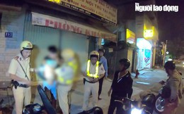 [VIDEO] - Cận cảnh lực lượng 363 Công an TP HCM trấn áp tội phạm