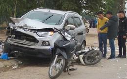 """Ô tô """"điên"""" đâm hai vợ chồng tử vong ở Hà Nội: Chỉ còn cách nhà vài km thì bất ngờ gặp nạn"""