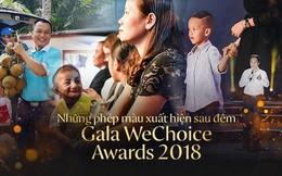 Phép màu xuất hiện sau đêm Gala WeChoice Awards 2018: Những cuộc gọi đăng ký hiến tạng, những nhà hảo tâm hẹn nhau xây trường!