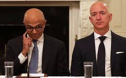 Vượt Microsoft, Amazon thành công ty có vốn hóa lớn nhất thế giới