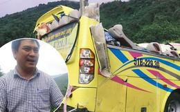 """Người cứu 10 nạn nhân vụ xe khách lao xuống đèo Hải Vân: """"Nhiều em mắc kẹt trong xe gào khóc, kêu cứu thất thanh"""""""