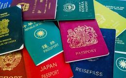 3 cuốn hộ chiếu quyền lực nhất thế giới đều thuộc về các quốc gia châu Á
