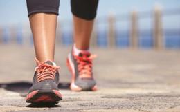 Sự khác biệt lớn giữa người đi bộ và không đi sau 10 năm: Toàn bộ cơ thể đều thay đổi