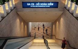 Chuyên gia nói gì về ga ngầm C9 đặt tại Hồ Gươm?