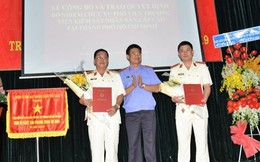 Bổ nhiệm 02 Phó Viện trưởng VKSND cấp cao tại TP.HCM