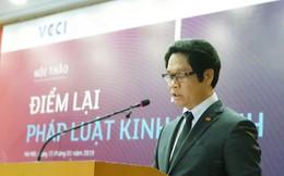 Chủ tịch VCCI: Kinh doanh thông minh nhưng quản lý nhà nước vẫn thủ công