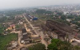 """Hàng trăm nghìn m2 đất nhà máy thép Gia Sàng đã bị """"hô biến"""" thành shophouse như thế nào?"""