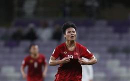 Quang Hải thắng giải Cầu thủ xuất sắc nhất vòng bảng Asian Cup 2019