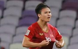 Quang Hải vô đối trong các cuộc bình chọn danh hiệu cá nhân tại vòng bảng Asian Cup 2019