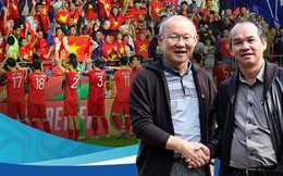 Chơi một trận xứng đáng để đời, lời cảm ơn của thầy Park với bầu Đức ý nghĩa hơn tất thảy