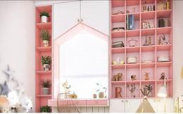 Tham khảo cách thiết kế căn phòng mang phong cách trẻ trung