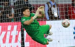 Văn Lâm lọt top 5 thủ môn cản phá nhiều nhất sau tứ kết Asian Cup 2019