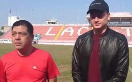 Văn Lâm về Hải Phòng nghẹn ngào tạm biệt đội bóng cũ