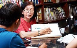 Chuyện cảm động trong lớp học miễn phí cho công nhân, tài xế nghèo ở Sài Gòn: Sáng mưu sinh tối cắp sách học chữ!