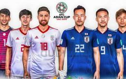 Lịch thi đấu Asian Cup hôm nay (28/1): Nhật Bản và Iran, đội nào sẽ giành vé vào chung kết