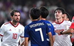 Sự hấp tấp, nóng nảy và sai lầm nghiệp dư khiến Iran thua mất mặt trước Nhật Bản