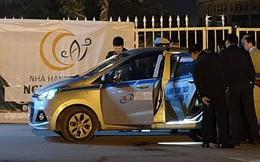 Lộ tuyến đường lái taxi di chuyển trước khi gục chết ở trước sân Mỹ Đình, nghi do sát hại