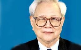 Nguyên Ủy viên Bộ Chính trị Nguyễn Đức Bình qua đời ở tuổi 92
