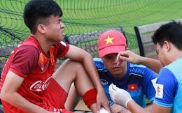 Chuẩn bị về nghỉ Tết, đội tuyển U22 Việt Nam vẫn phải nhận tin không vui từ sao trẻ HAGL
