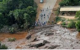 Brazil đóng băng thêm tài sản của Vale sau vụ vỡ đập quặng