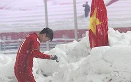 Duy Mạnh cắm cờ trên tuyết được chọn là khoảnh khắc ấn tượng nhất của thể thao Việt Nam năm 2018